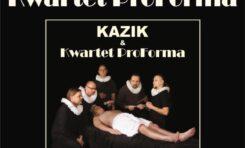 Spotkanie z Kazikiem i Kwartetem ProForma w Poznaniu