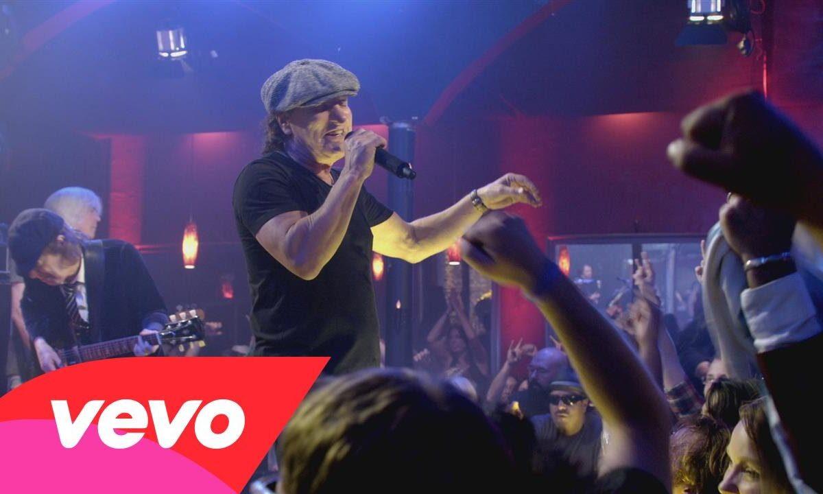 """AC/DC prezentuje klip """"Rock the Blues Away"""""""