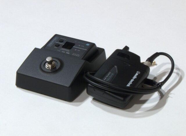 Audio-Technica System 10 Stompbox – test systemu bezprzewodowego