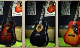 Egzotyczne gitary vintage cz. I (HR Guitars)