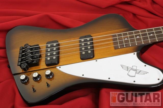 Gibson Thunderbird 2015 – test gitary basowej