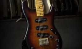 Egzotyczne gitary vintage cz. II HR Guitars