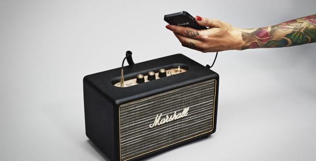 Marshall Acton – mini-test mobilnego głośnika Bluetooth