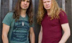 Dave Mustaine onieśmielony nowym gitarzystą Kiko Loureiro