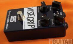 Seymour Duncan Vise Grip Compressor – test efektu gitarowego