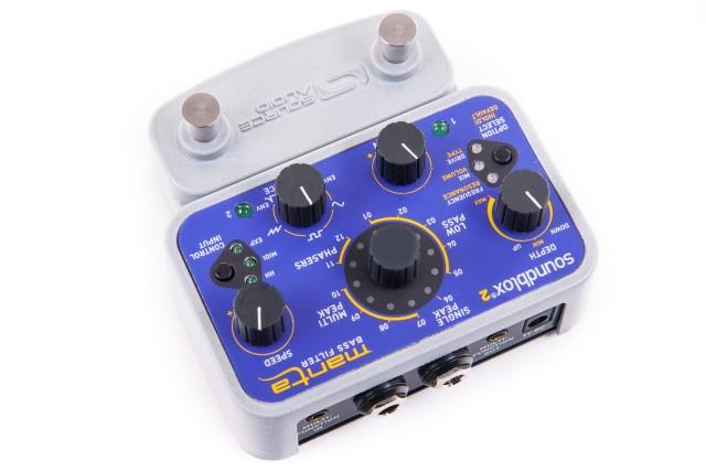 """Source Audio Soundblox 2 Manta – test efektu basowego z wyróżnieniem """"Sprzęt na Topie"""""""