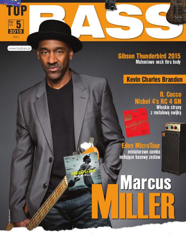 "Marcus Miller – wywiad nt. ""Afrodeezii"""
