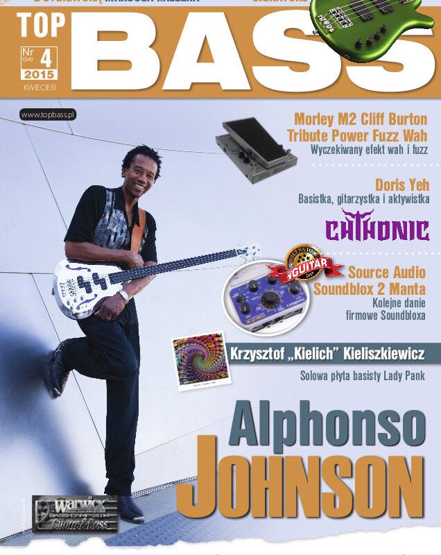 Alphonso Johnson – wywiad