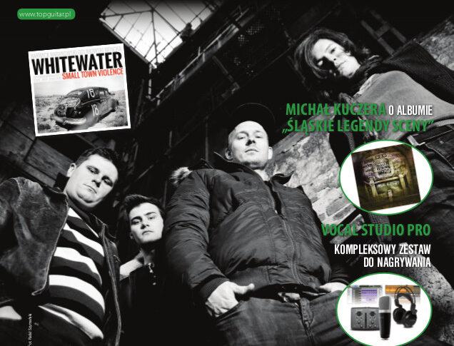 """Jason Barwick i Jędrzej """"Stiffler"""" Wencka – wywiad z gitarzystami Whitewater"""