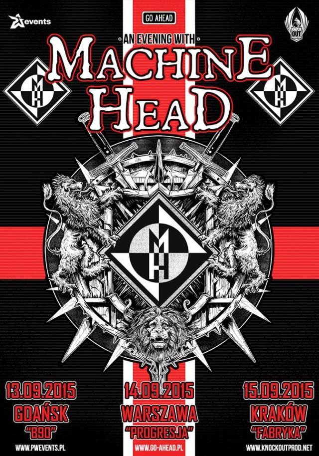machine head b90