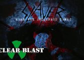 "Slayer z singlem ""When The Stillness Comes"""
