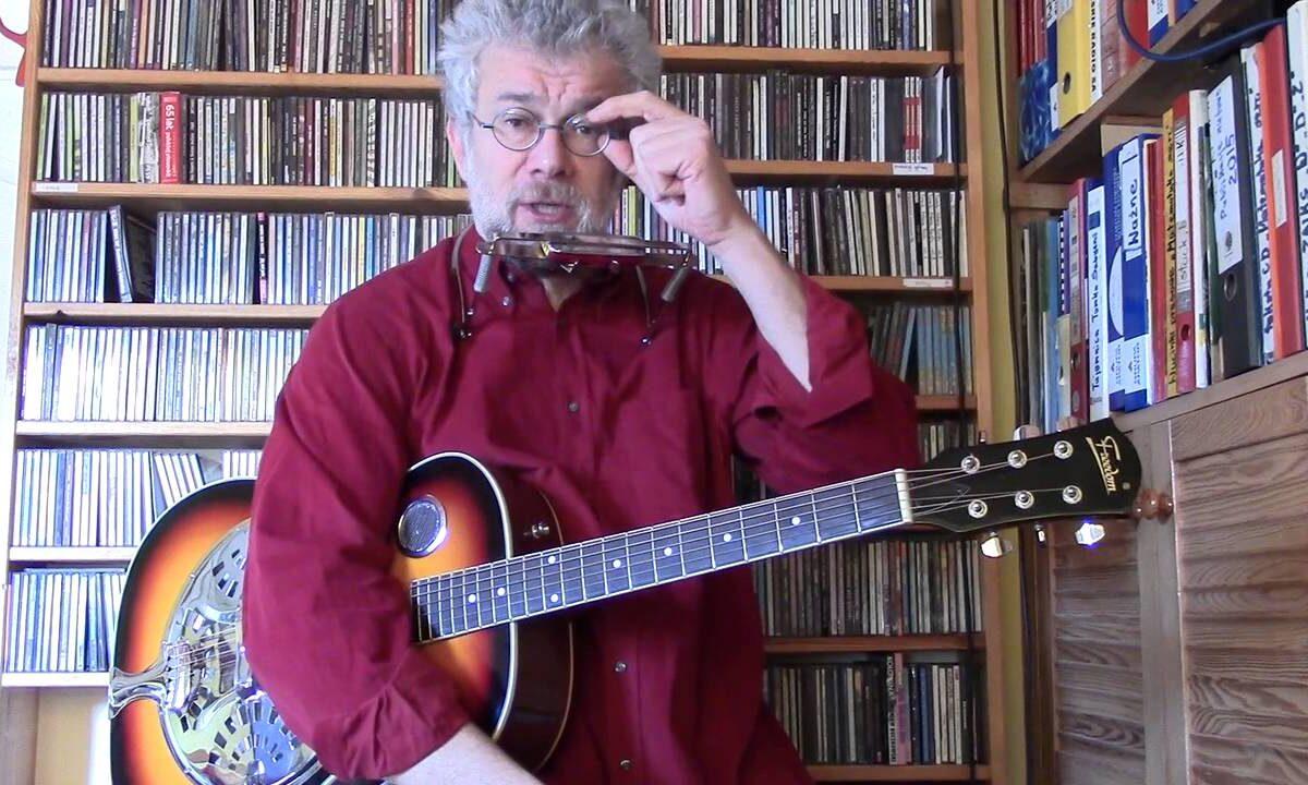 Sławek Wierzcholski wraca na Rawe Blues Festival