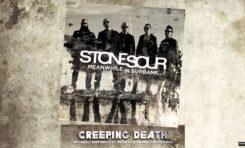 """Stone Sour gra """"Creeping Death"""" Metalliki"""
