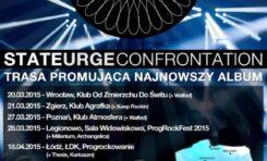 State Urge rusza na koncerty w całej Polsce