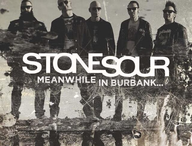 """Stone Sour i """"We Die Young"""" Alice in Chains"""
