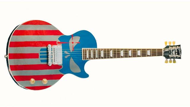 "Gibson Les Paul ""American Sniper"" za 117,5 tys. dolarów"