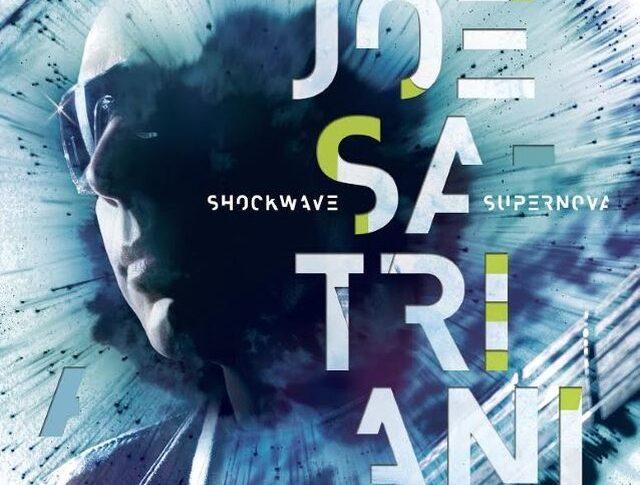 "Joe Satriani i nowa płyta ""Shockwave Supernova"""