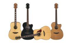 Wielki powrót gitar akustycznych B.C. Rich