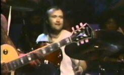 """B.B. King, SRV, Eric Clapton jamują """"Why I Sing the Blues"""""""
