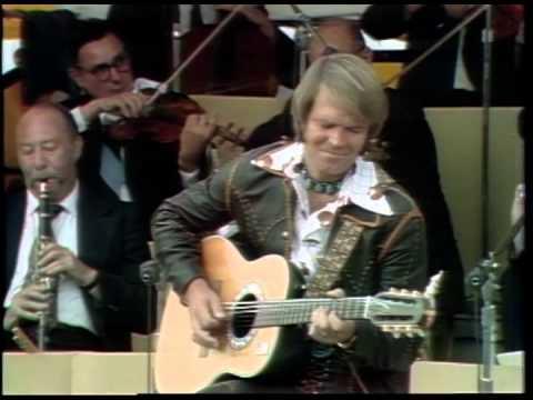 Glen Campbell gra uwerturę z Wilhelma Tella