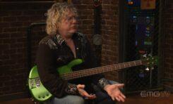 Lekcja basu ze Stu Hammem w EMG TV