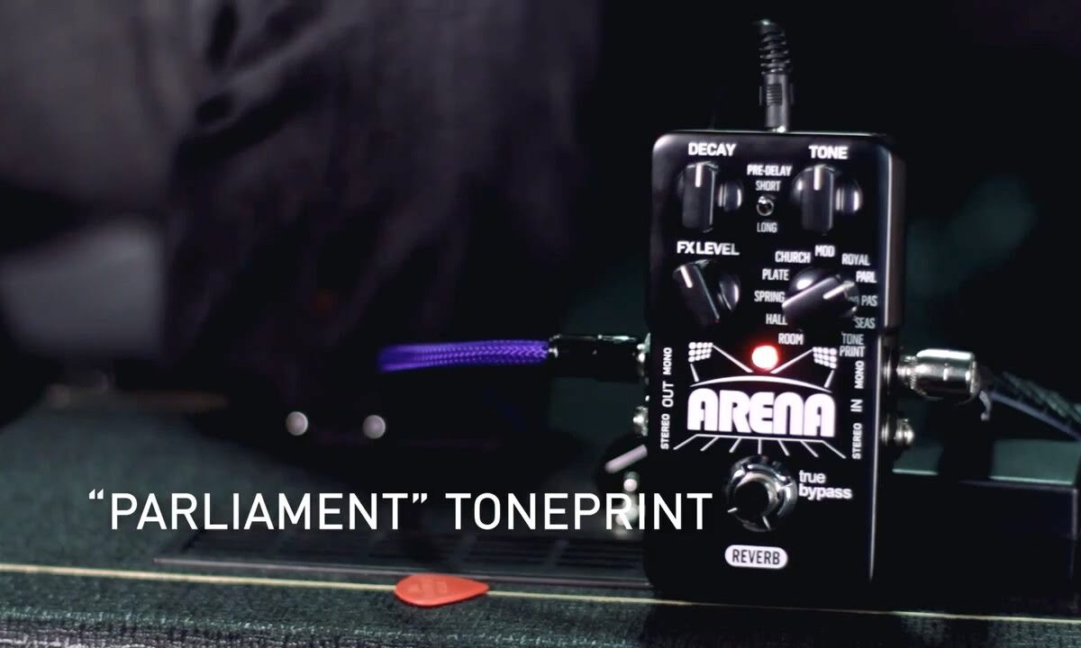 TC Electronic Arena Reverb