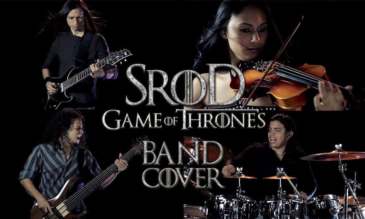 Gra o tron na rockowo/metalowo