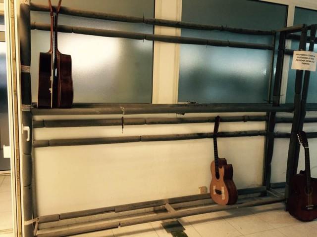 Skradziono gitary warte 300 tys. EUR