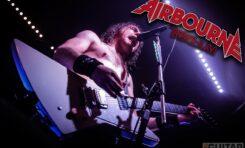 Airbourne i Superhalo zagrali w klubie B90 w Gdańsku