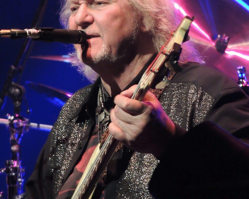 Nie żyje Chris Squire – basista i współzałożyciel zespołu Yes