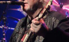 Nie żyje Chris Squire - basista i współzałożyciel zespołu Yes