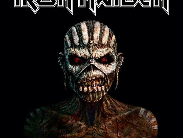 "Iron Maiden ""The Book Of Souls"""