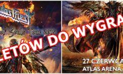 Bilety na Judas Priest w Łodzi