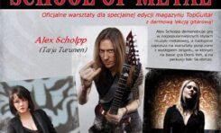 School of Metal clinic tour