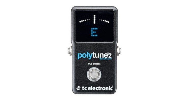 Tuner TC Electronic PolyTune 2 BlackLight