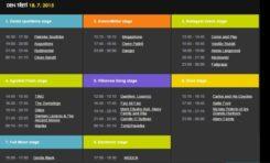 Program Colours of Ostrava 2015