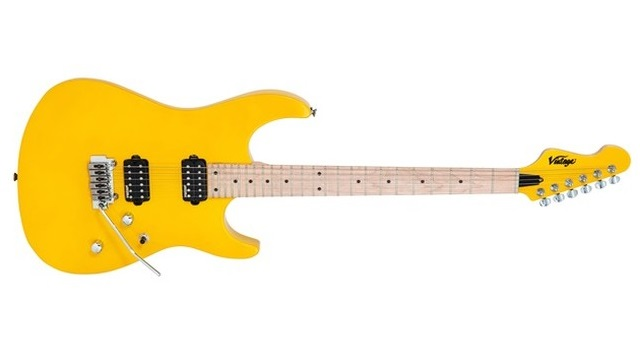Gitara elektryczna Vintage V6M24