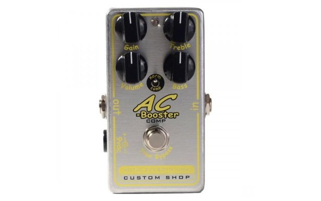 Xotic AC Booster Comp – mini-test efektu gitarowego