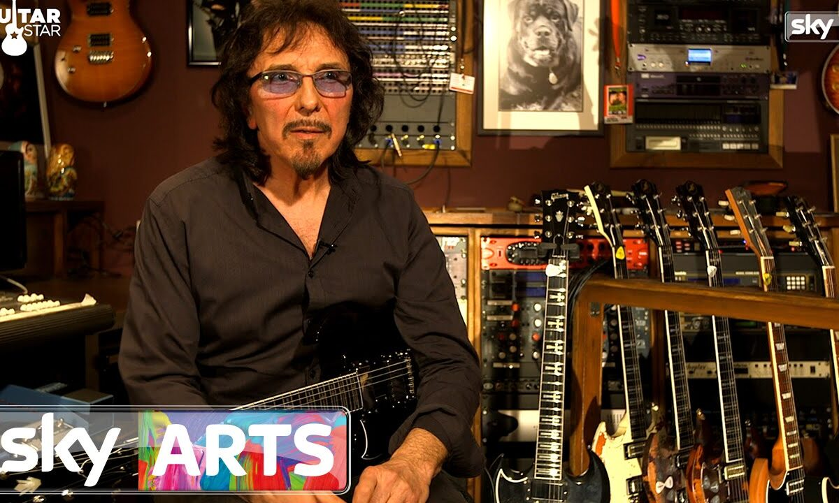 "Tony Iommi jurorem programu ""Guitar Star"""