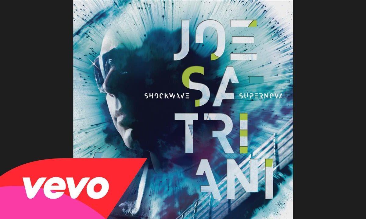 "Joe Satriani prezentuje ""San Francisco Blue"""