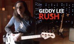 Geddy Lee z Rush o swojej technice gry na basie