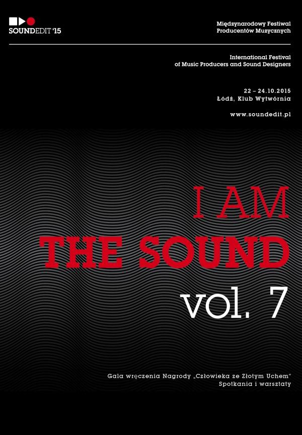 soundedit 15 plakat