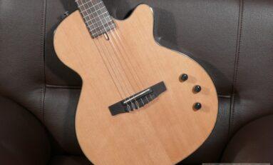 Cort Sunset NY – test gitary elektroklasycznej