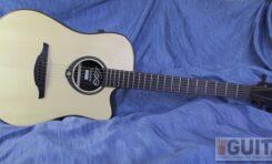 Lag T500DCE – test gitary elektroakustycznej