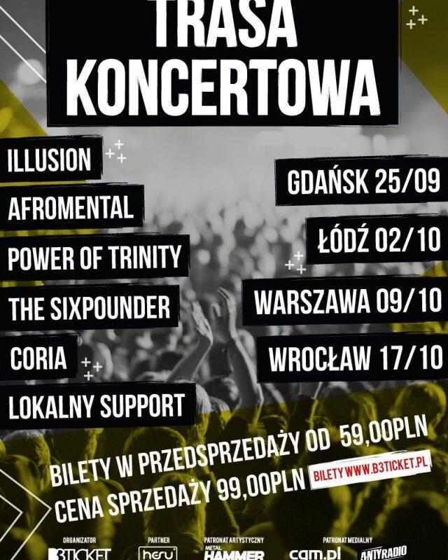 Polska trasa koncertowa