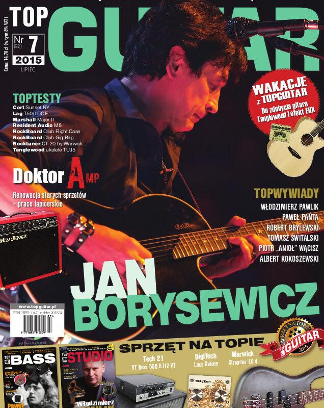 Jan Borysewicz – wywiad