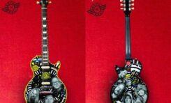 Gibson Les Paul Woodstock#21WOSP Custom