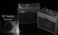 Nowa seria wzmacniaczy VX od VOX