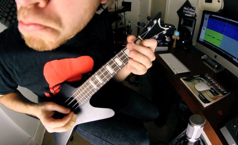 "Pantera ""Cowboys from Hell"" na ukulele"