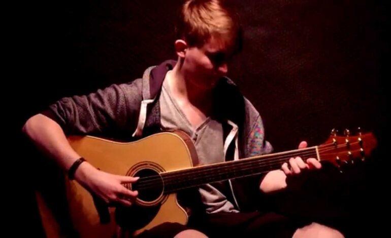 Muzyka z Wiedźmina 3 na gitarze akustycznej